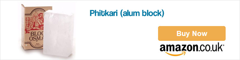 Where to Buy Phitkari (alum)
