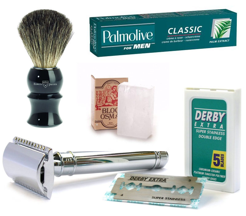 The  Perfect Shaving Kit For Men